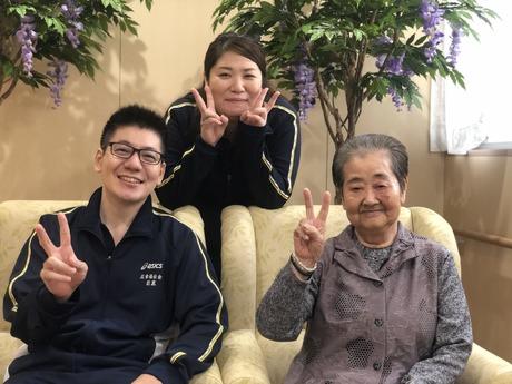 高時給求人 特別養護老人ホーム内の介護士求人 わずか20名を覚えて頂ければ業務は心配なし